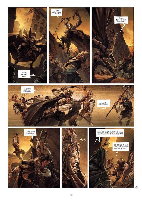 Leseprobe aus Das Einhorn 2 - Seite 5