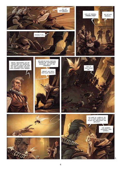 Leseprobe aus Das Einhorn 2 - Seite 6