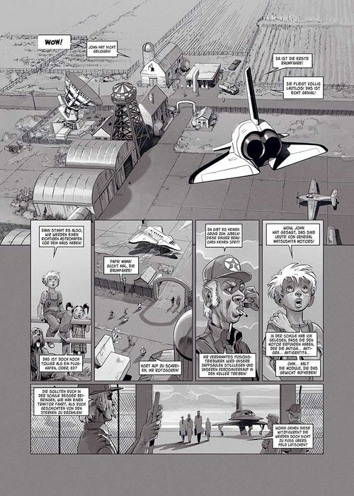 Leseprobe aus Universal War One 6 - Seite 3