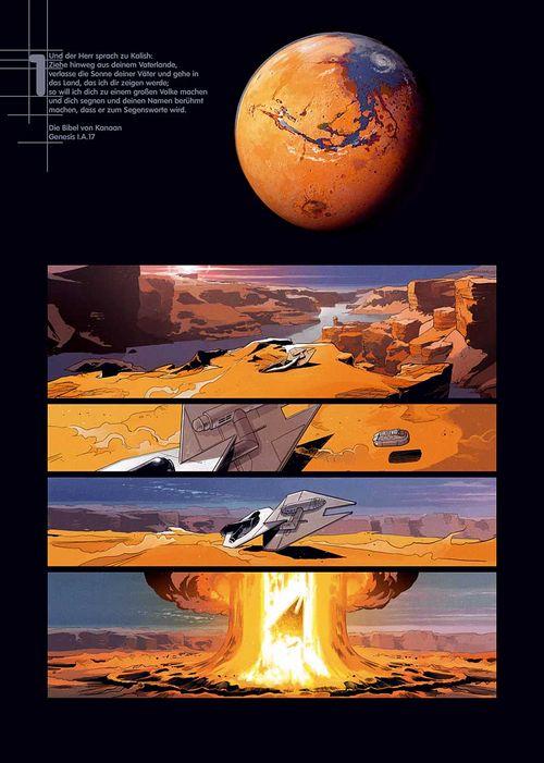Leseprobe aus Universal War One 6 - Seite 6