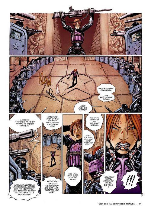 Leseprobe aus Yiu 3 - Seite 10