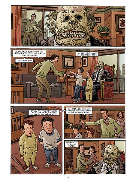 Leseprobe aus Als die Zombies die Welt auffraßen 1 - Seite 4