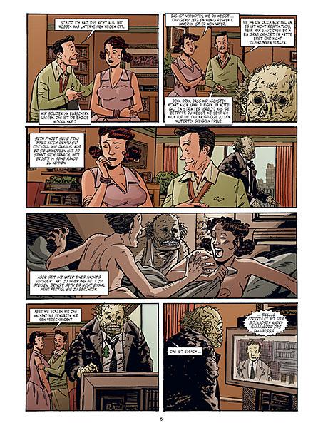 Leseprobe aus Als die Zombies die Welt auffraßen 1 - Seite 5