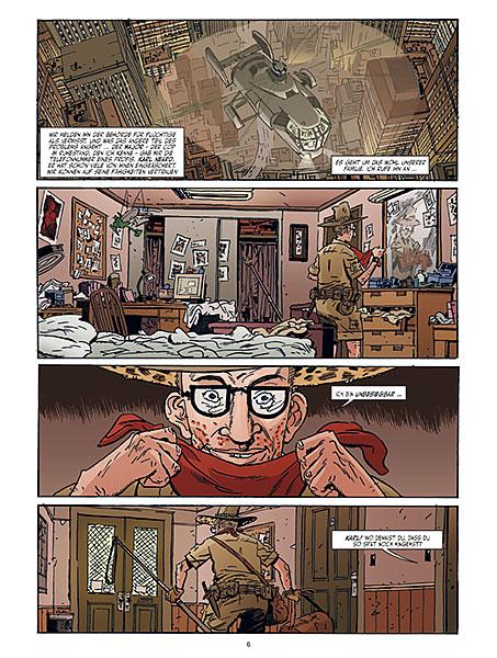 Leseprobe aus Als die Zombies die Welt auffraßen 1 - Seite 6