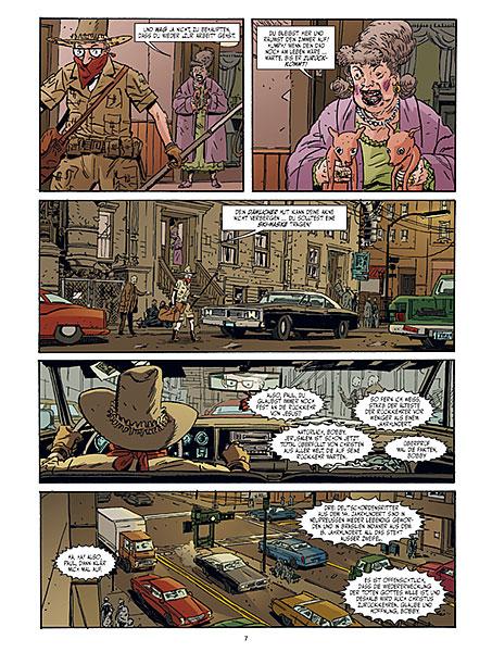 Leseprobe aus Als die Zombies die Welt auffraßen 1 - Seite 7