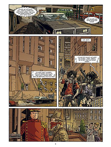 Leseprobe aus Als die Zombies die Welt auffraßen 1 - Seite 8