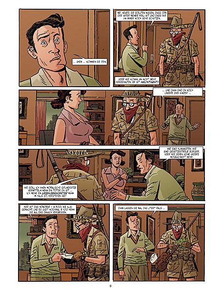 Leseprobe aus Als die Zombies die Welt auffraßen 1 - Seite 9