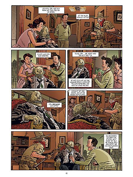 Leseprobe aus Als die Zombies die Welt auffraßen 1 - Seite 10