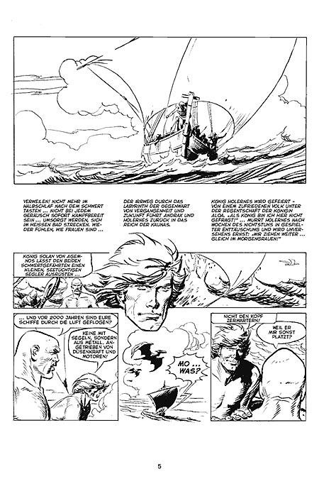 Leseprobe aus Andrax 2 - Seite 5