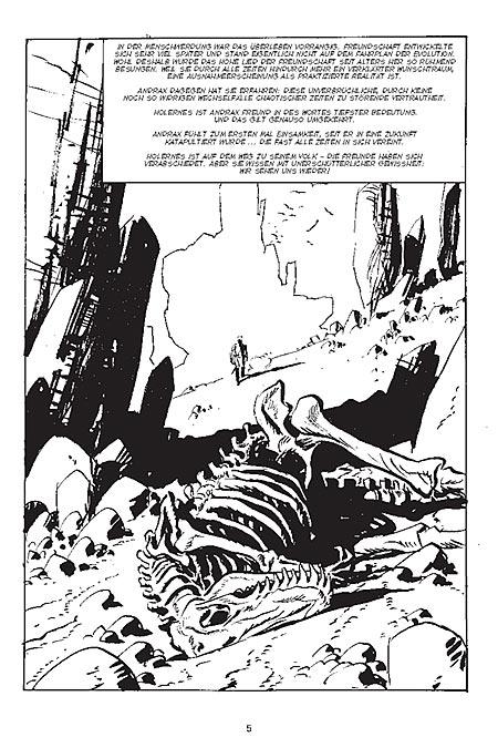 Leseprobe aus Andrax 3 - Seite 5