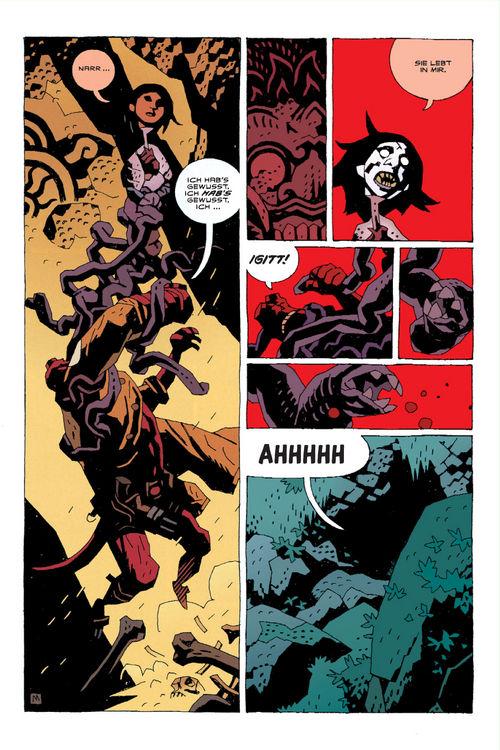 Leseprobe aus Hellboy 8 - Seite 14