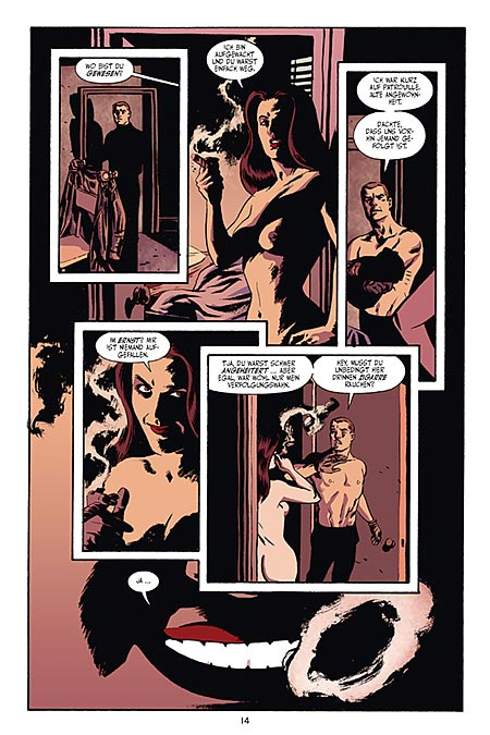 Leseprobe aus Sleeper 2 - Seite 14