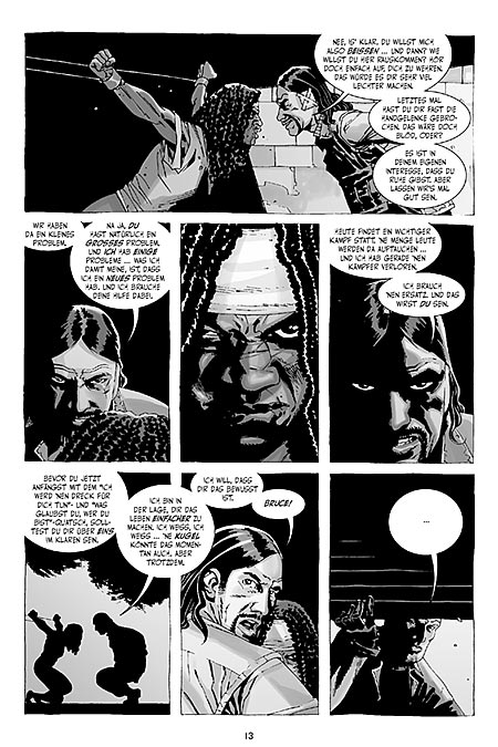 Leseprobe aus The Walking Dead 6 - Seite 13