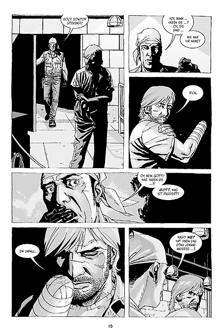 Leseprobe aus The Walking Dead 6 - Seite 15
