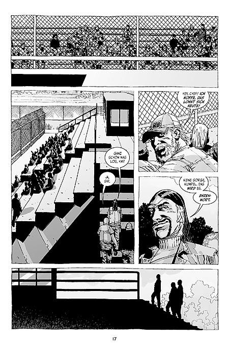 Leseprobe aus The Walking Dead 6 - Seite 17