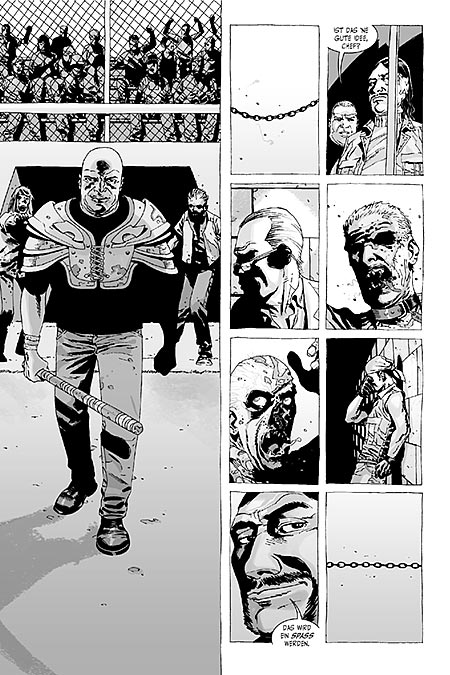 Leseprobe aus The Walking Dead 6 - Seite 18
