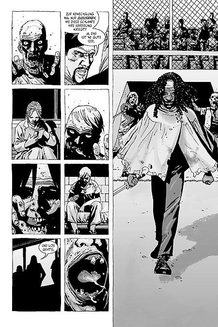 Leseprobe aus The Walking Dead 6 - Seite 19