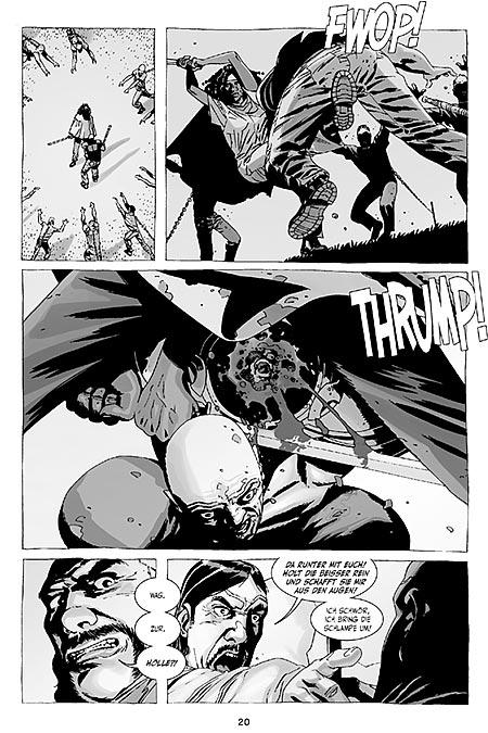 Leseprobe aus The Walking Dead 6 - Seite 20