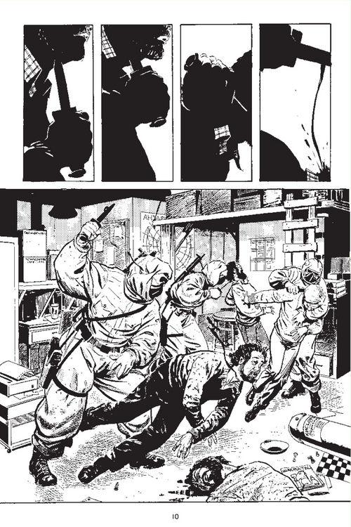 Leseprobe aus Whiteout 2: Melt - Seite 10