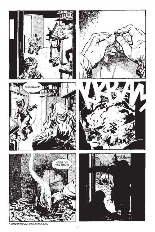 Leseprobe aus Whiteout 2: Melt - Seite 11