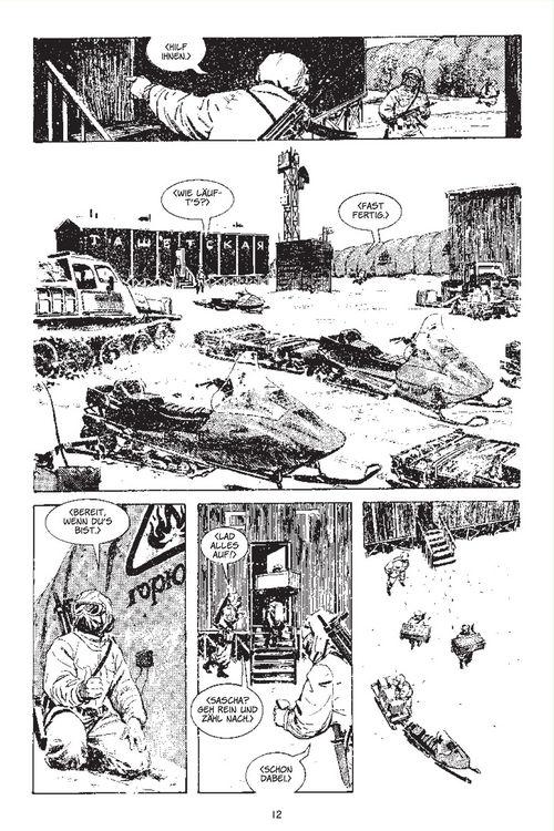 Leseprobe aus Whiteout 2: Melt - Seite 12