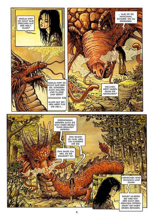 Leseprobe aus Seide und Schwert - Das Wolkenvolk 1 - Seite 2