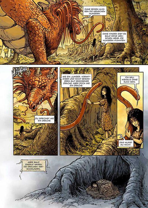 Leseprobe aus Seide und Schwert - Das Wolkenvolk 1 - Seite 3
