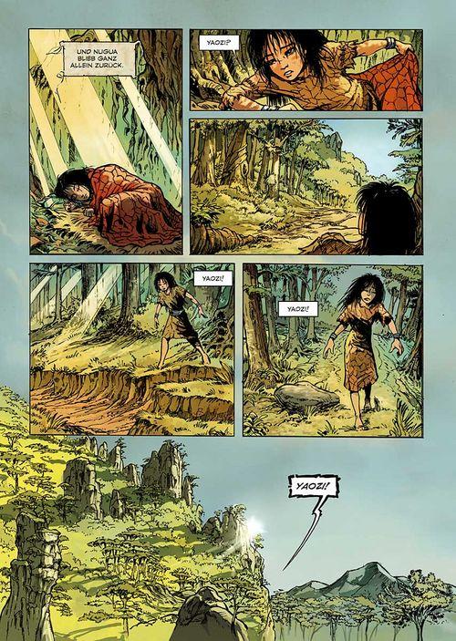 Leseprobe aus Seide und Schwert - Das Wolkenvolk 1 - Seite 4