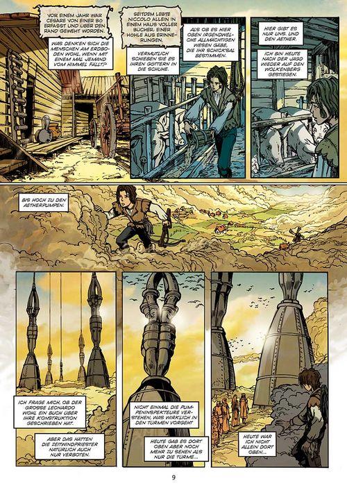 Leseprobe aus Seide und Schwert - Das Wolkenvolk 1 - Seite 7