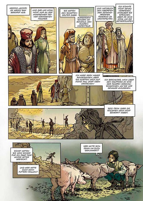 Leseprobe aus Seide und Schwert - Das Wolkenvolk 1 - Seite 8