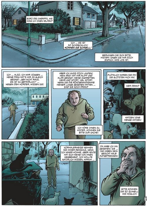 Leseprobe aus Creeper Creek 3 - Seite 1
