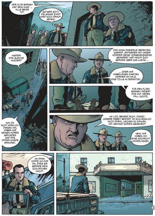 Leseprobe aus Creeper Creek 3 - Seite 2