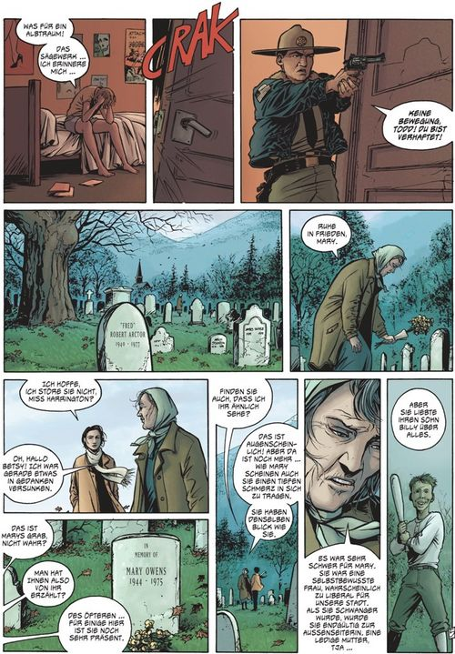 Leseprobe aus Creeper Creek 3 - Seite 5