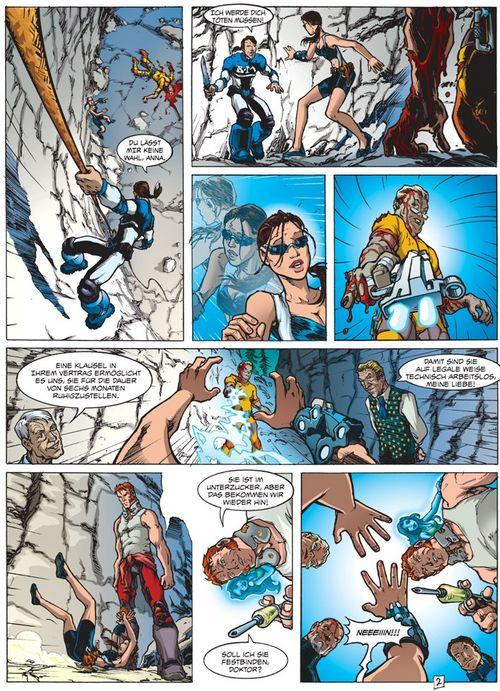 Leseprobe aus Travis 5 - Seite 2