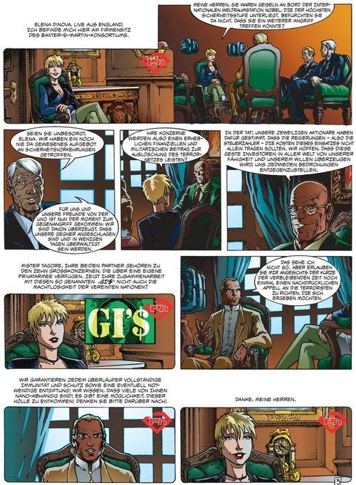 Leseprobe aus Travis 5 - Seite 5