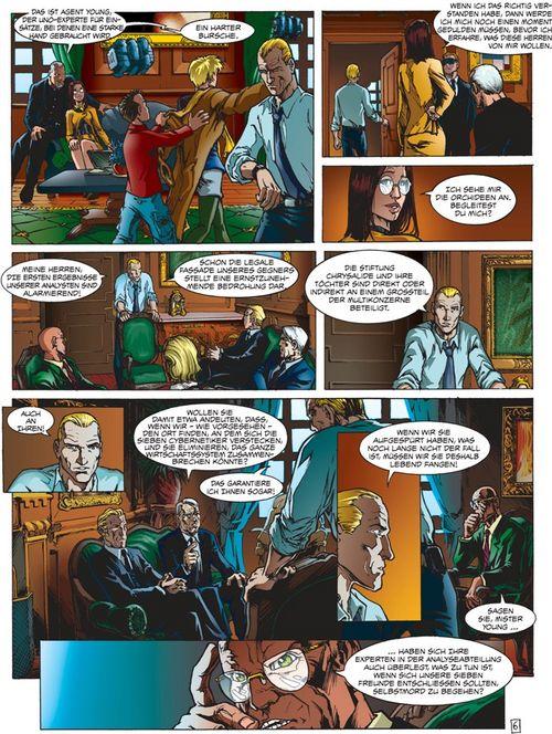 Leseprobe aus Travis 5 - Seite 6