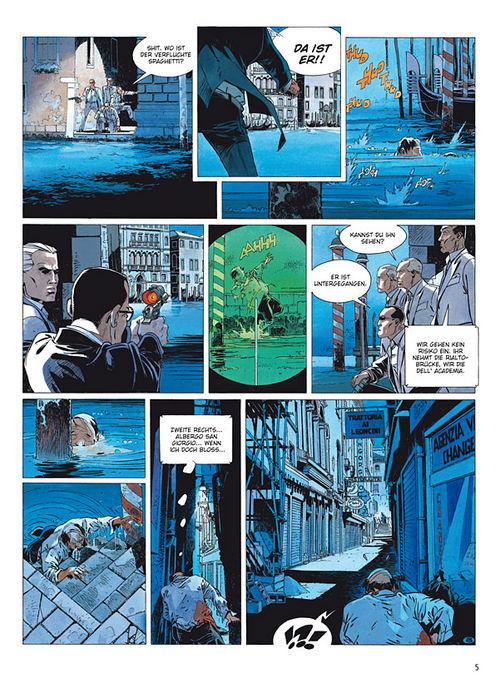 Leseprobe aus Largo Winch 9 - Seite 2