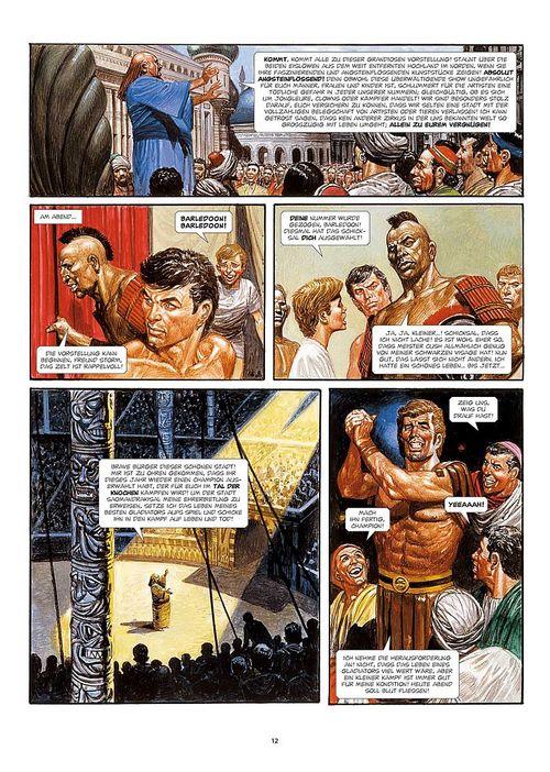 Leseprobe aus Storm 2 - Seite 12