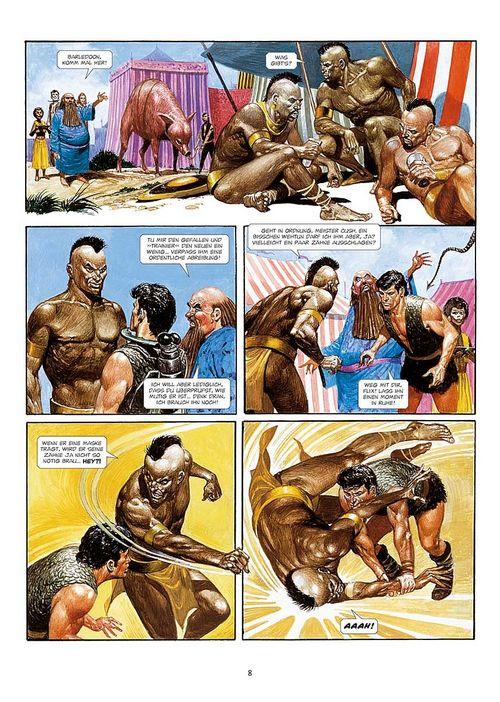 Leseprobe aus Storm 2 - Seite 8