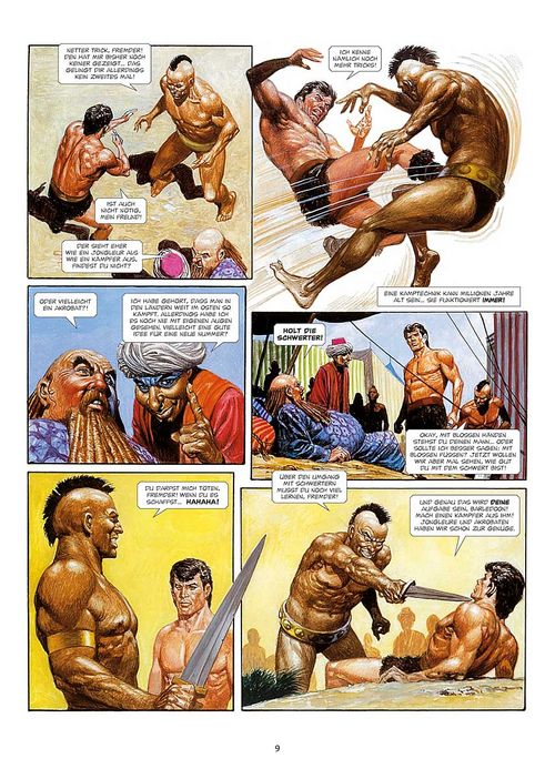 Leseprobe aus Storm 2 - Seite 9