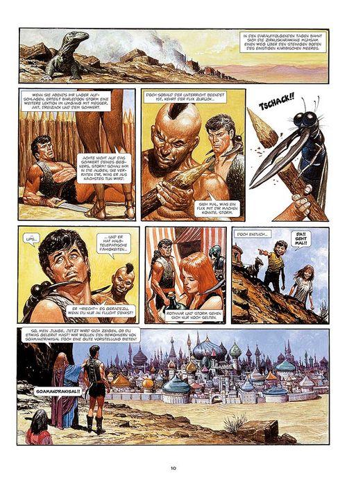Leseprobe aus Storm 2 - Seite 10