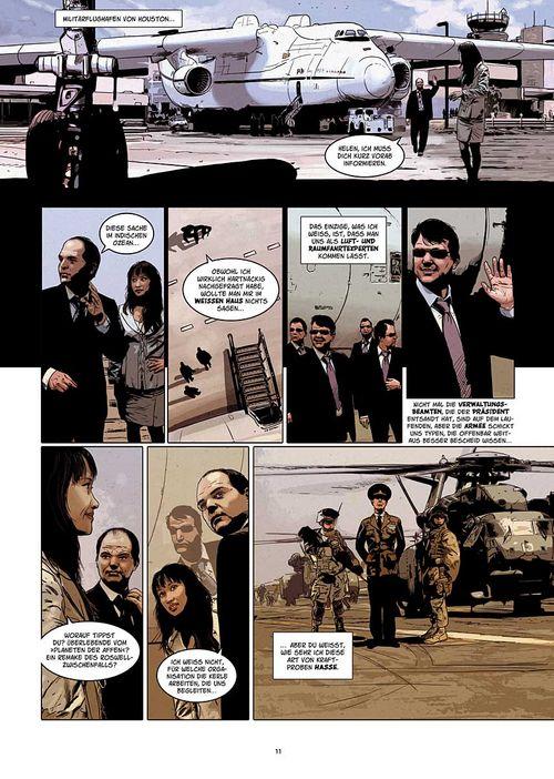 Leseprobe aus Der Schimpansenkomplex 1 - Seite 11