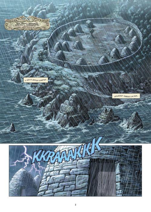 Leseprobe aus Die Druiden 1 - Seite 3
