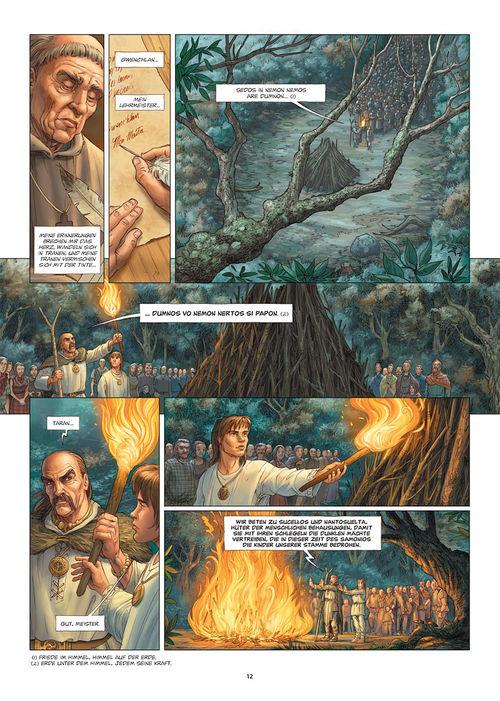 Leseprobe aus Die Druiden 1 - Seite 12