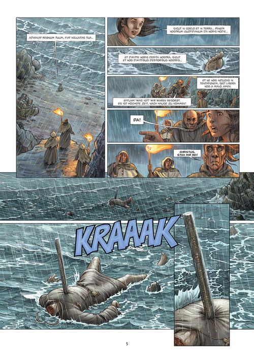 Leseprobe aus Die Druiden 1 - Seite 5