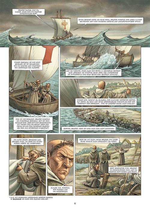 Leseprobe aus Die Druiden 1 - Seite 6