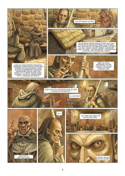 Leseprobe aus Die Druiden 1 - Seite 8