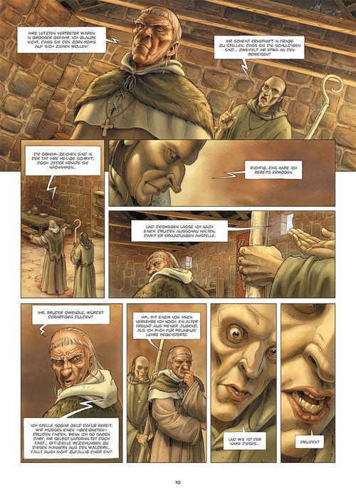 Leseprobe aus Die Druiden 1 - Seite 10