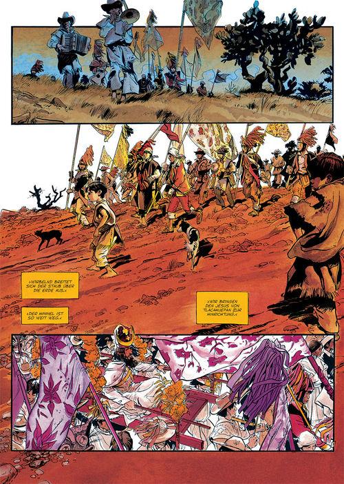 Leseprobe aus Juan Solo 1 - Seite 3