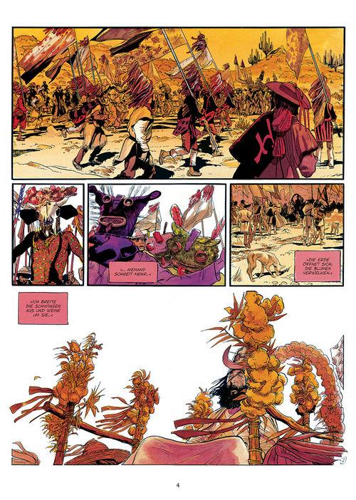 Leseprobe aus Juan Solo 1 - Seite 4